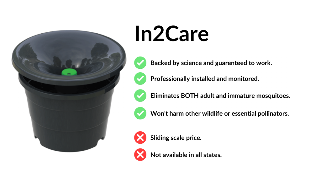 in2care mosquito trap review