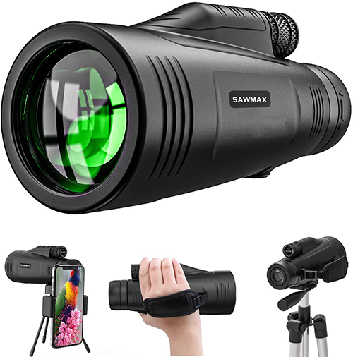 monocular telescope for outdoor father's day gift